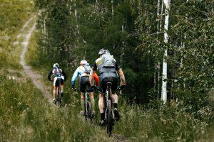 Mountainbike huren Leersum